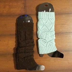 Set of Legwarmers